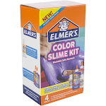 Elmer's Opaque 4-Piece Glue Slime Kit