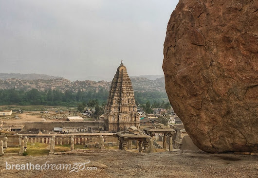 Orange County, Hampi: A palace in the land time forgot - Breathedreamgo