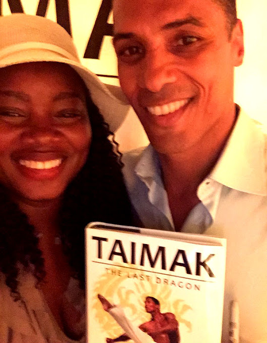 Kicking It In Harlem With Taimak: The Last Dragon - Harlem World Magazine