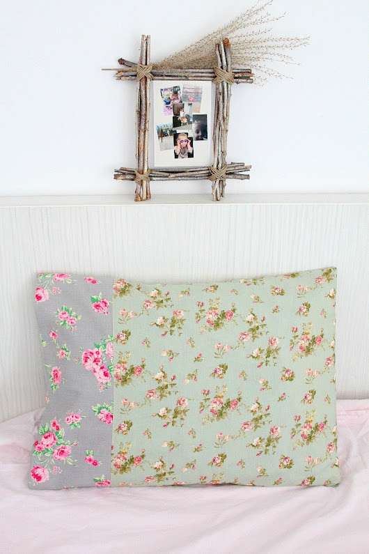 Pillowcase Tutorial Easy Sew For The Absolute Beginner