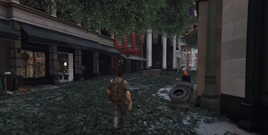 GTA 5 mods bring The Last of Us to Los Santos