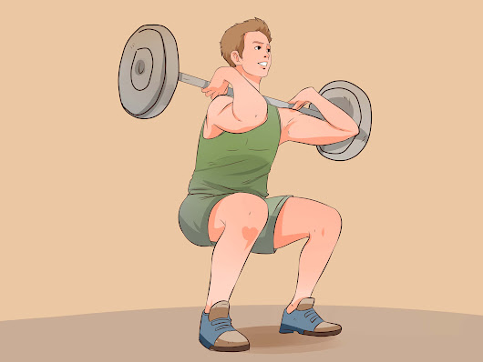5 Ways to Do a Squat - wikiHow