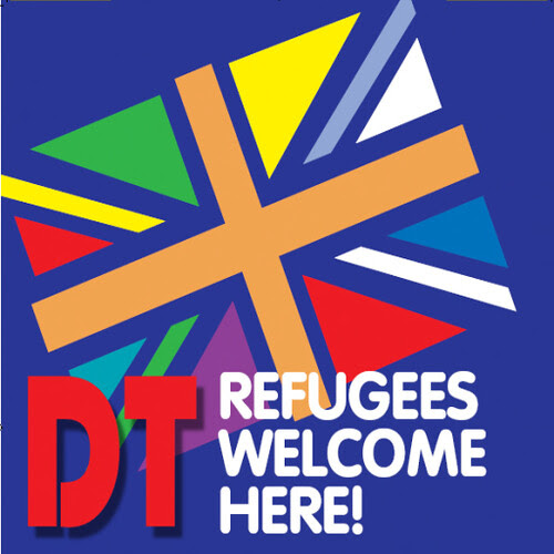 DT Refugees Logo by Kara 2