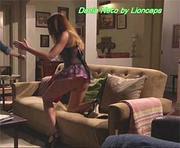 Dania Neto sensual na novela Poderosas