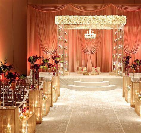 Soma Sengupta Mandaps  Flowers & Candlelight!   wedding
