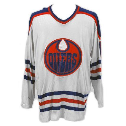 1978-79 Edmonton Oilers jersey