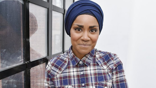 Nadiya Hussain on her panic 'monster'