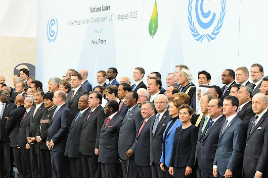 COP21: World leaders begin push for a new climate deal at critical Paris summit