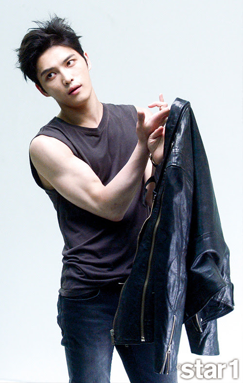 JYJ Jae Joong - @Star1 Magazine August Issue '14