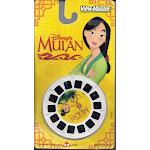 Disney's Mulan 3D View-Master 3 Reel Set