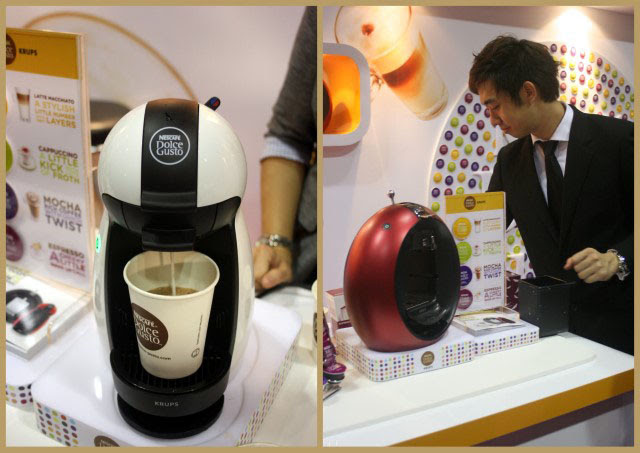 Nestle launched the Dolce Gusto Piccolo and the Circcolo