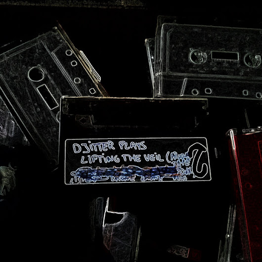 Plays Lifting The Veil (Drone Tape Box), by Djitter