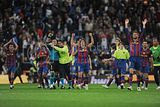 Barca vs Real Madrid Match Pics