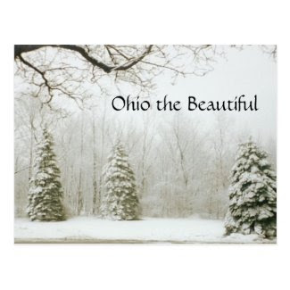 Ohio the Beautiful, 15 Post Cards