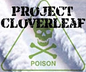 Image result for Project Cloverleaf and Chemtrails