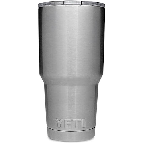 Yeti Rambler Tumbler with Magslider Lid, Stainless Steel, 30oz