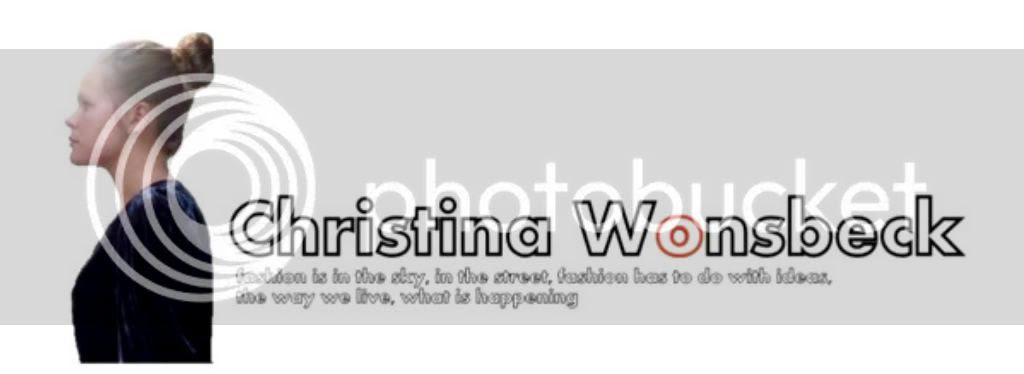 Christina Wonsbeck