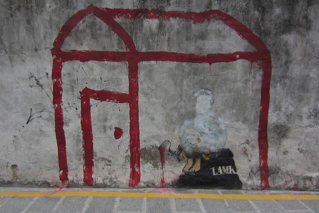 Graffiti, Macao