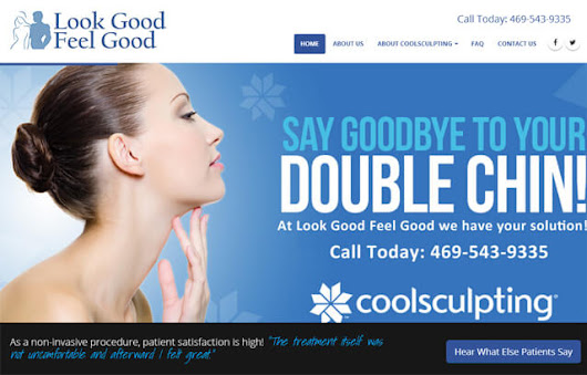 Look Good Feel Good - Internet Solutions For Less