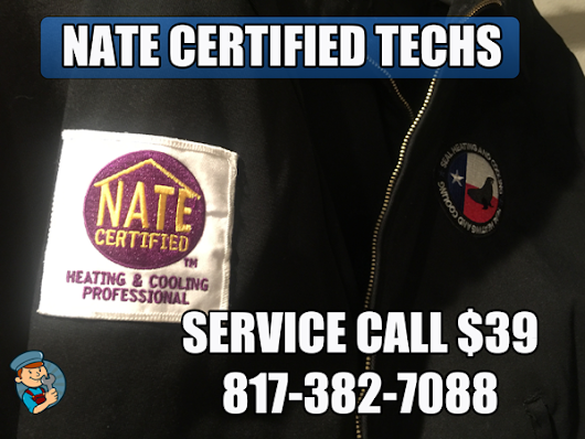 NATE Certified - Seal Heating and Air Conditioning