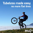 CLICK HERE to support milKit: Tubeless made easy - no more flat tires