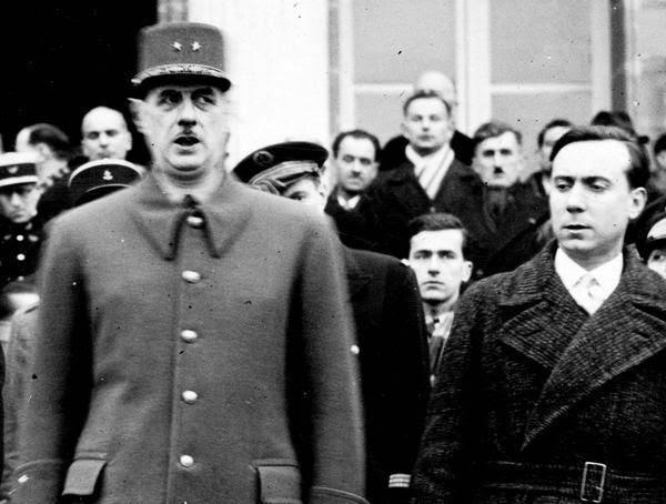 Pourquoi de Gaulle défiait les Américains