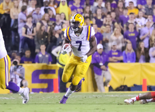 The Need for Speed: College football's fastest - SportsNOLA