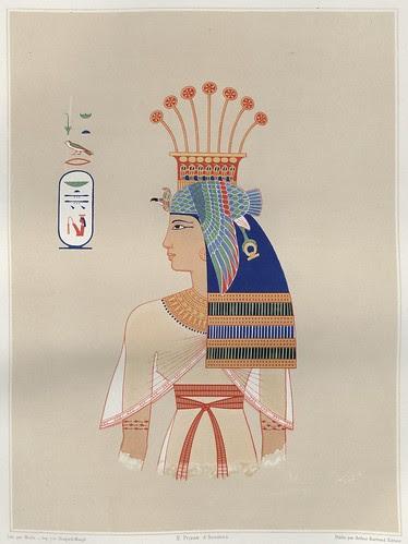 Histoire de l'art égyptien by Prisse D'Avennes, 1878 k