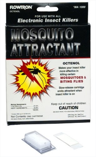 Accessories Pest Control Flowtron MA 1000 Octenol Mosquito