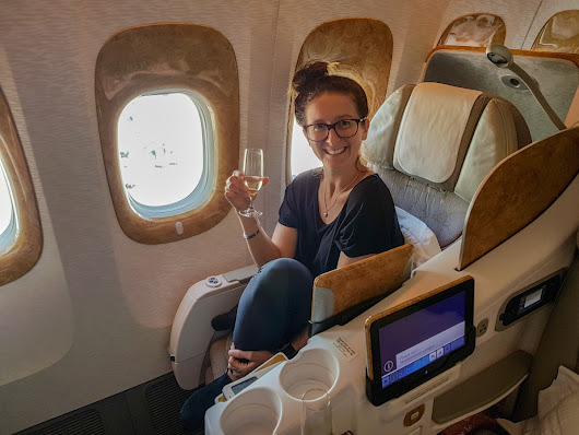 Review: Emirates Business Class
