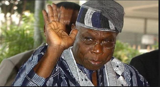 Obasanjo, Makarfi in secret meeting in Abeokuta