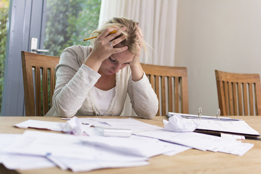 3 Steps for Financial Stress Relief