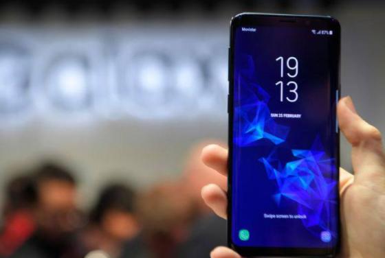 Samsung lança Galaxy S9