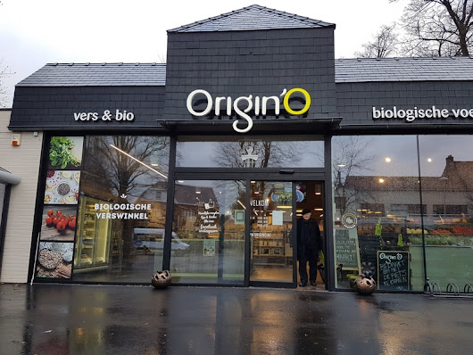 A look inside the new Origin'O, Bruges