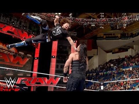 WWE Romen Reigns