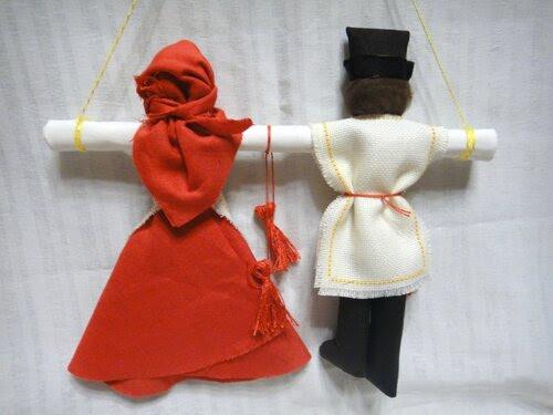 Свадебные неразлучники