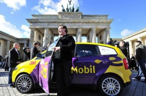 German Electric Car Goes 600km On A Single Charge