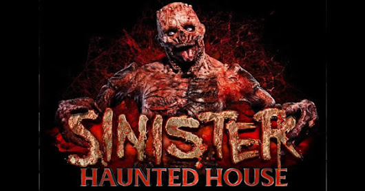 Sinister Haunted House