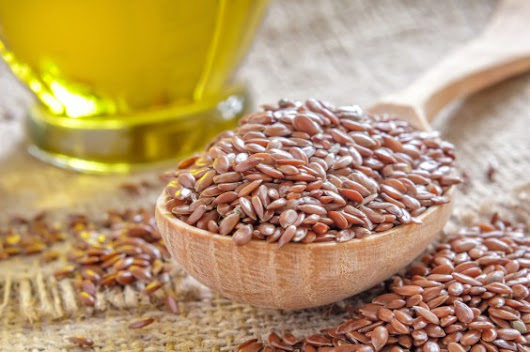 Most Super Powered Superfood - FLAX SEEDS