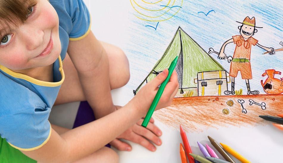 çocuklara Boyama Nasıl öğretilir Anneçocuk Haberleri