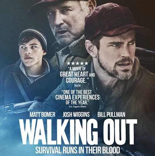 "Oxford Film Festival screens Sundance film ""Walking Out"""