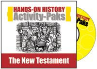 Hands-on History Activity-Pak: The New Testament