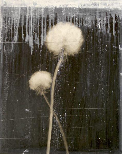 Matt Flint oil and wax on canvas
