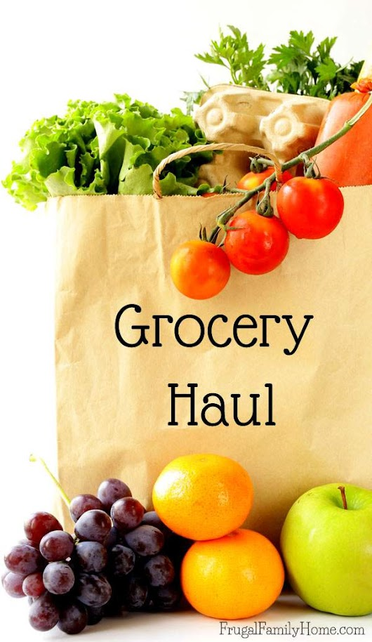 Meat and Produce Deals, 3 Store Budget Grocery Haul