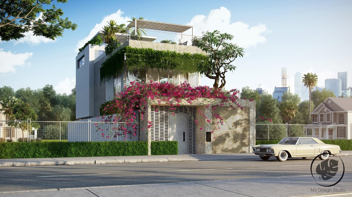 22 Stunning Modern Home Exterior Designs That Have Awesome Facades