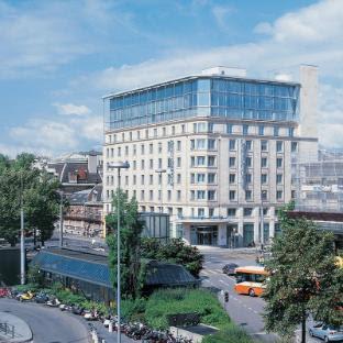 Hotel Cornavin Geneva