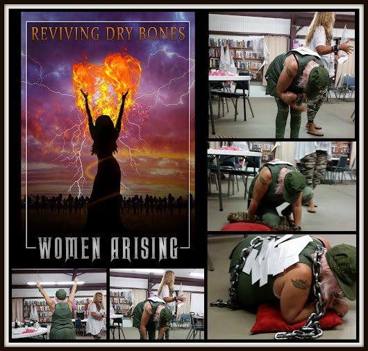 Women ARISING! My Story..... | Mission: Reviving Dry Bones