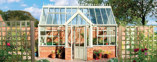 What are the benefits of brick-base greenhouses? - Hartley Botanic