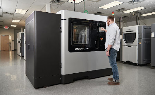 Additive Grows from Prototypes to Production Parts