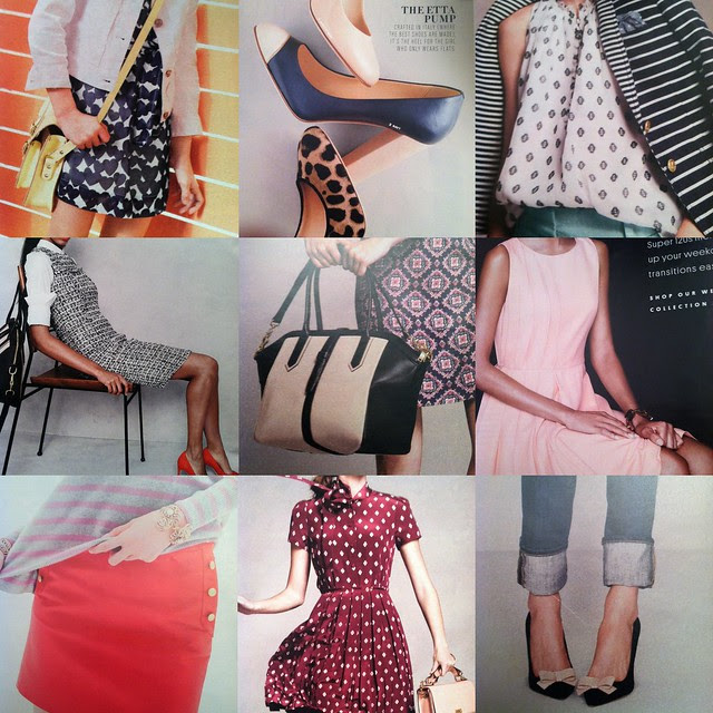 J.Crew February 2013 Style Guide